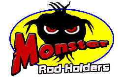 Monster Rod Holders, 502-510-0275